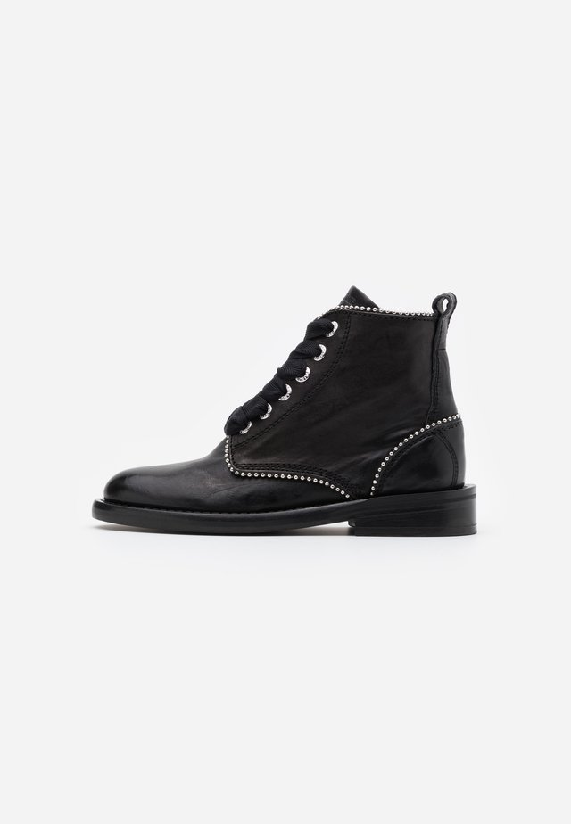 LAUREEN ROMA - Ankle Boot - noir