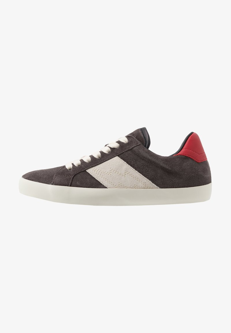 Zadig & Voltaire - ZADIF PATCH - Sneakers basse - gris