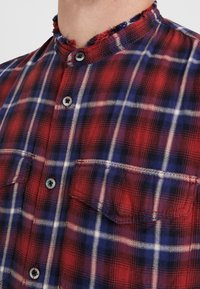 Zadig & Voltaire - TORROL CHECK - Chemise - rouge - 6