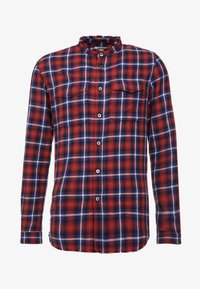 Zadig & Voltaire - TORROL CHECK - Chemise - rouge - 5