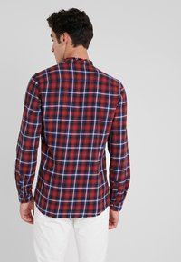 Zadig & Voltaire - TORROL CHECK - Chemise - rouge - 2