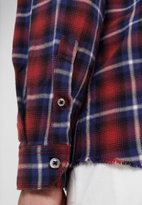 Zadig & Voltaire - TORROL CHECK - Chemise - rouge - 4