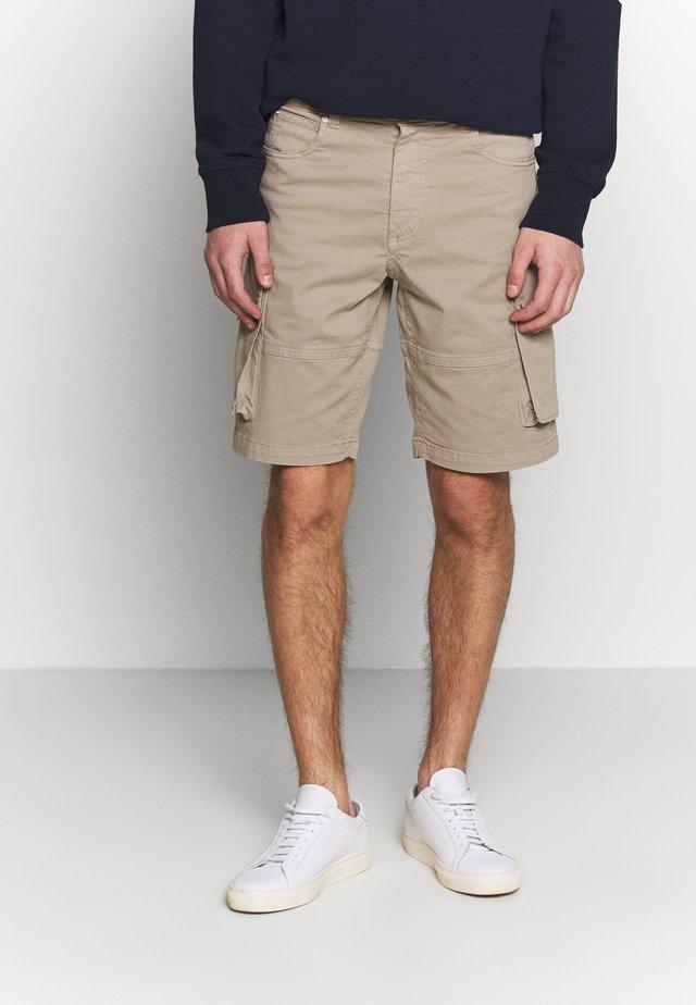 PIDJI - Shorts - camel