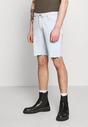 PEDRO LIGHT - Shorts vaqueros - ciel
