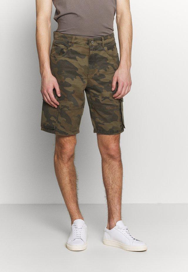 PIDJI - Shorts - kaki