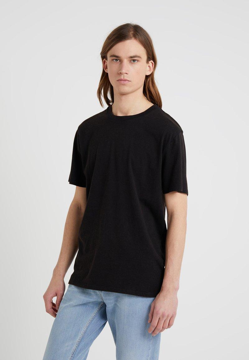 Zadig & Voltaire - TED RECORD - Camiseta estampada - noir
