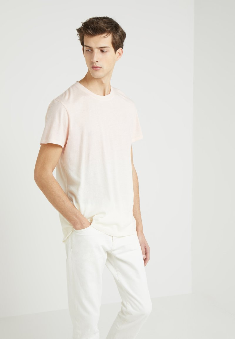 Zadig & Voltaire - TED DIP DYED - T-Shirt basic - tutu