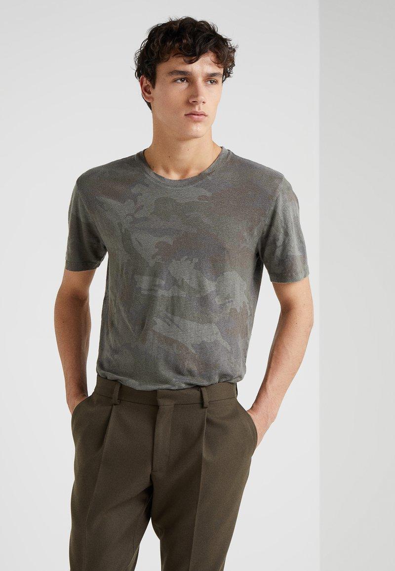 Zadig & Voltaire - TOMMY - T-Shirt print - kaki
