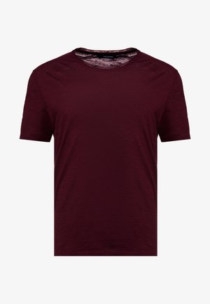 TOBY FLAMMÉ OVE - T-shirt basique - bordeaux