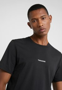 Zadig & Voltaire - TED PARADISE - T-shirt con stampa - noir - 4