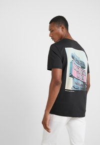 Zadig & Voltaire - TED PARADISE - T-shirt con stampa - noir - 2