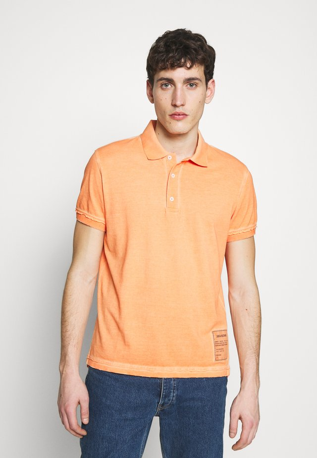 COLD - Poloshirts - orange