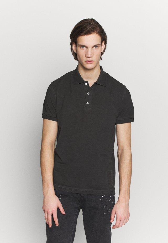 COLD - Poloshirt - noir