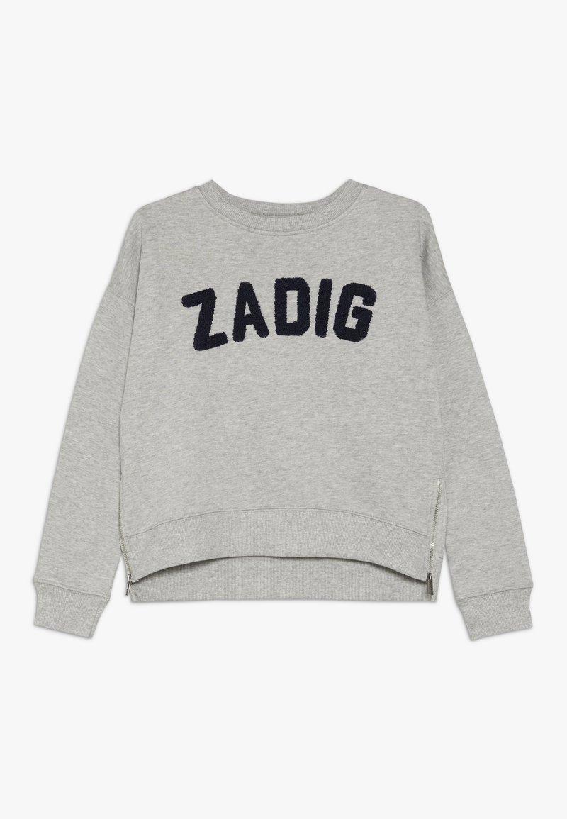 Zadig & Voltaire - Sweatshirt - graumeliert