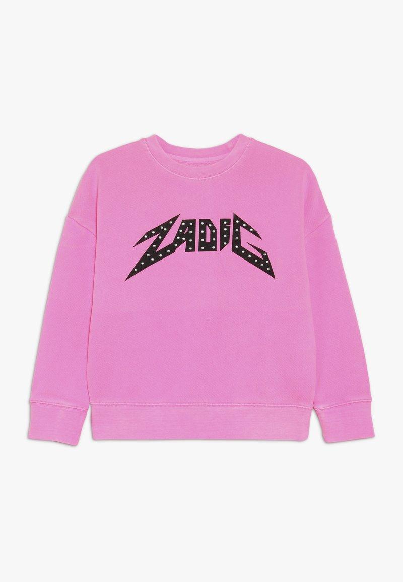 Zadig & Voltaire - Sweatshirt - rose