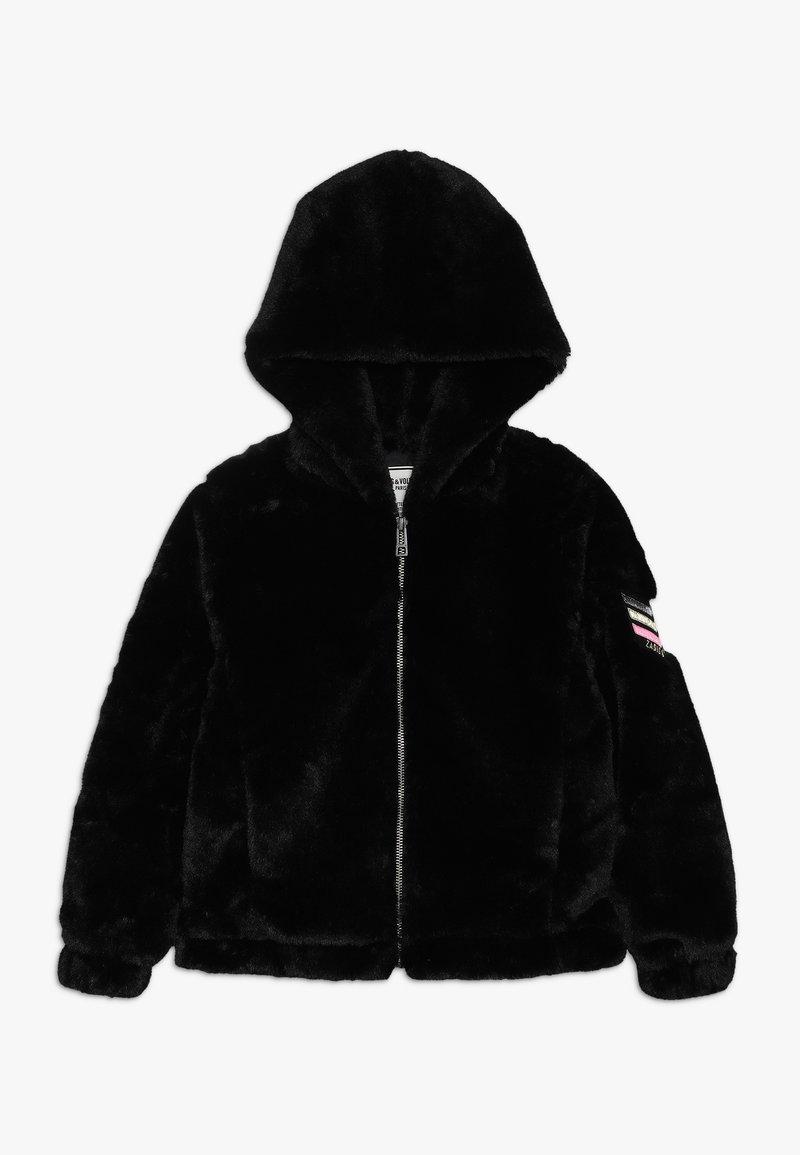 Zadig & Voltaire - VESTE FOURRURE - Winter jacket - schwarz