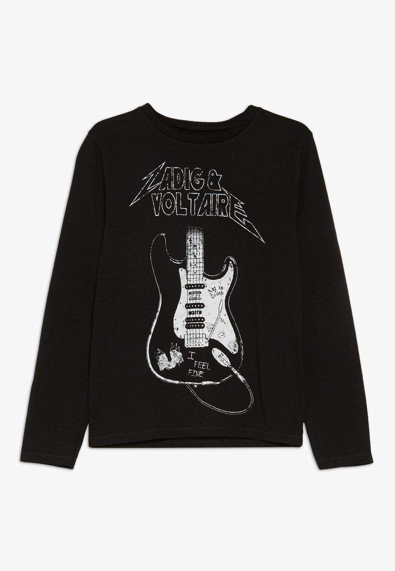 Zadig & Voltaire - Long sleeved top - schwarz
