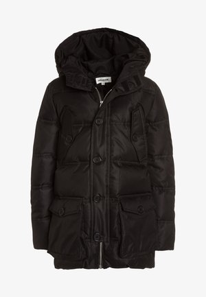 Płaszcz puchowy - schwarz