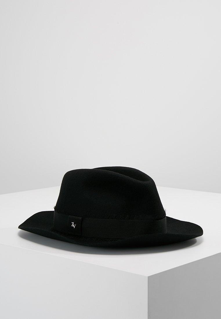 Zadig & Voltaire - ALABAMA RIBBON - Hat - noir