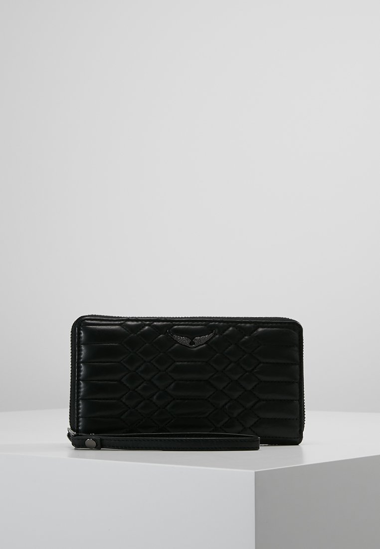 Zadig & Voltaire - COMPAGNON MAT - Wallet - noir