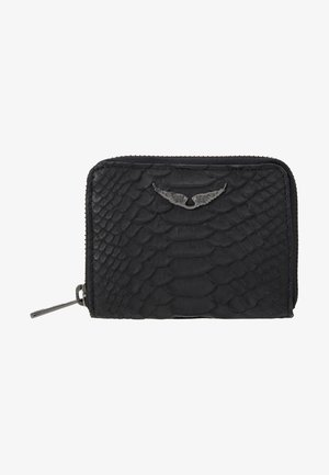 MINI SAVAGE - Wallet - noir