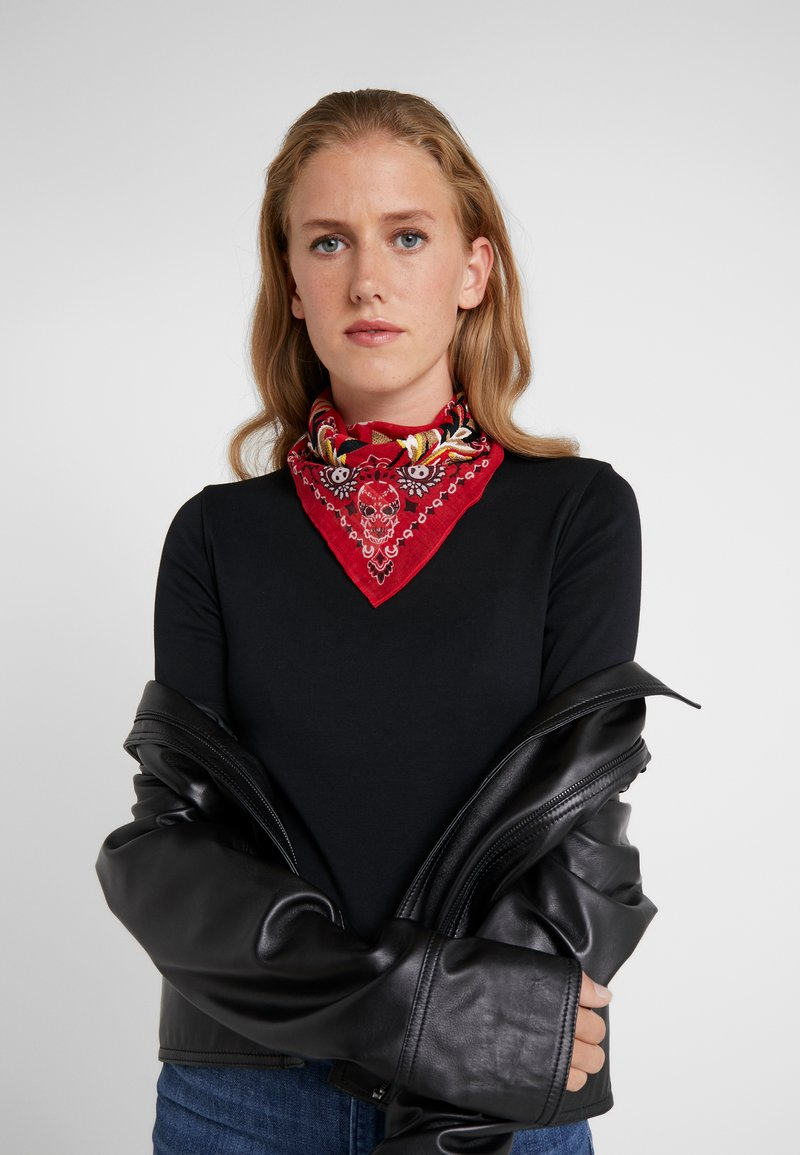 Zadig & Voltaire - BANDY  - Foulard - rouge