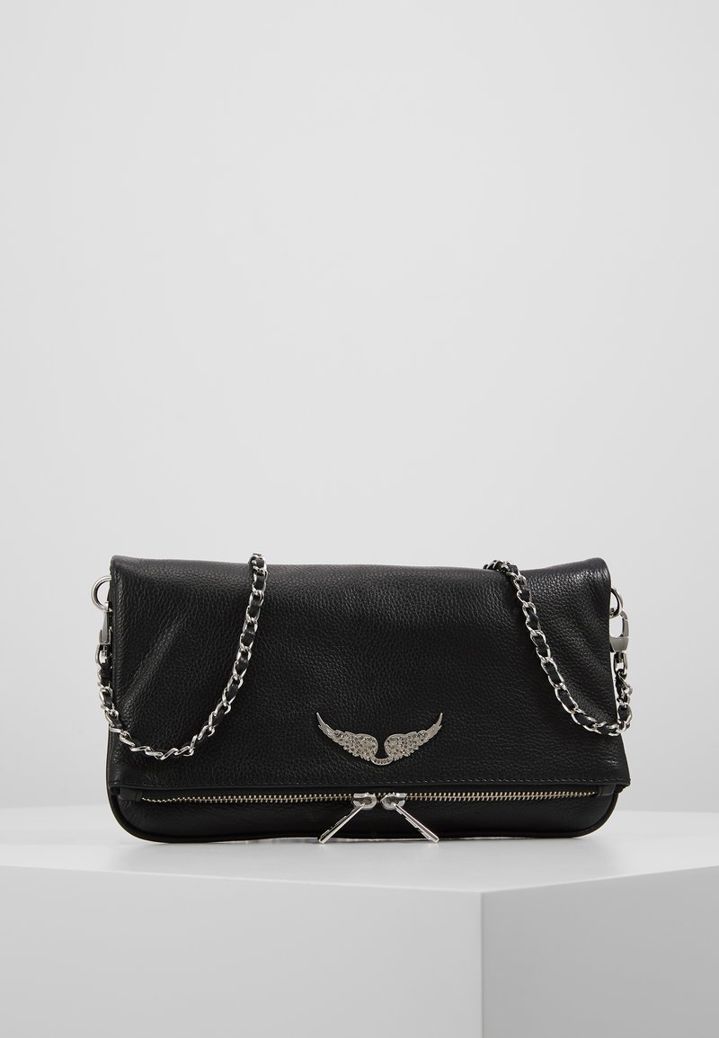 Zadig & Voltaire - ROCK GRAINED - Across body bag - noir