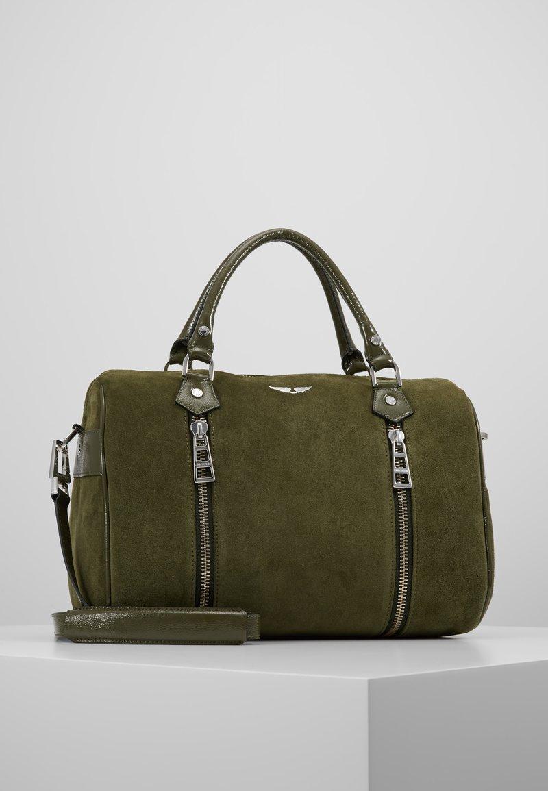 Zadig & Voltaire - SUNNY MEDIUM - Handbag - kaki