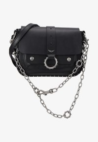Zadig & Voltaire - KATE SMOOTH - Across body bag - noir - 9