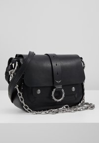 Zadig & Voltaire - KATE SMOOTH - Across body bag - noir - 4