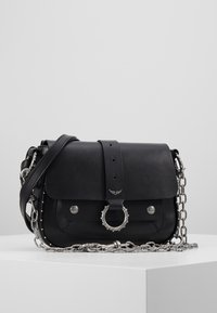Zadig & Voltaire - KATE SMOOTH - Across body bag - noir - 0