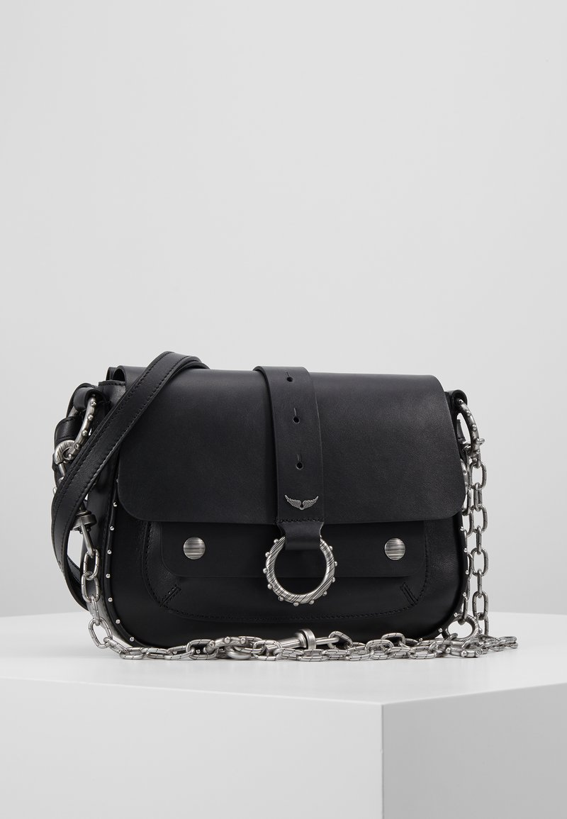 Zadig & Voltaire - KATE SMOOTH - Across body bag - noir