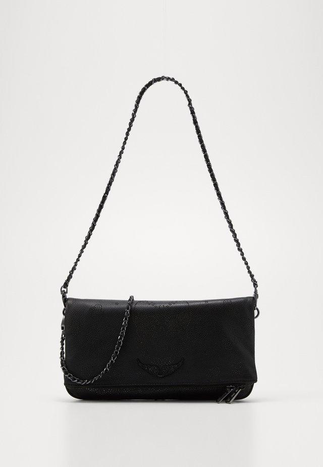 ROCK BANDANA - Across body bag - noir