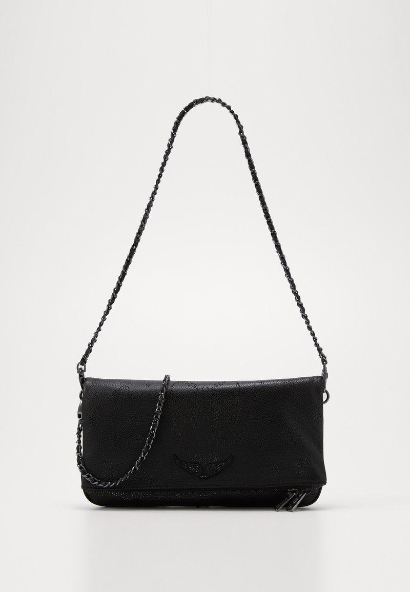Zadig & Voltaire - ROCK BANDANA - Across body bag - noir