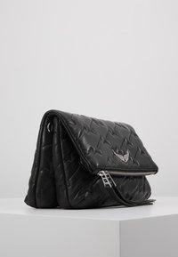 Zadig & Voltaire - QUILT - Across body bag - noir - 4