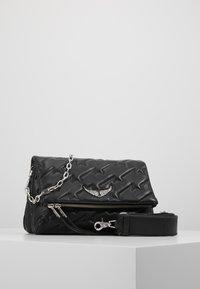Zadig & Voltaire - QUILT - Across body bag - noir - 0