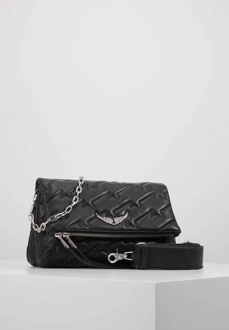 Zadig & Voltaire - QUILT - Across body bag - noir