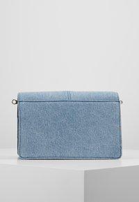 Zadig & Voltaire - LOLITA JEANS - Across body bag - jeans - 3
