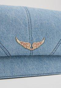 Zadig & Voltaire - LOLITA JEANS - Across body bag - jeans - 2