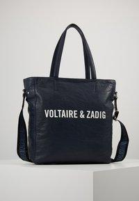 Zadig & Voltaire - DOTTIE - Handbag - ink - 0