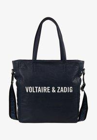 Zadig & Voltaire - DOTTIE - Handbag - ink - 5