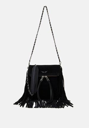 ROCKSON NANO - Across body bag - noir