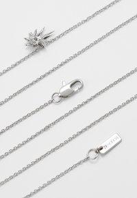 Zadig & Voltaire - COMETE NECKLACE - Necklace - silver-coloured - 3