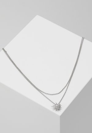 COMETE NECKLACE - Necklace - silver-coloured