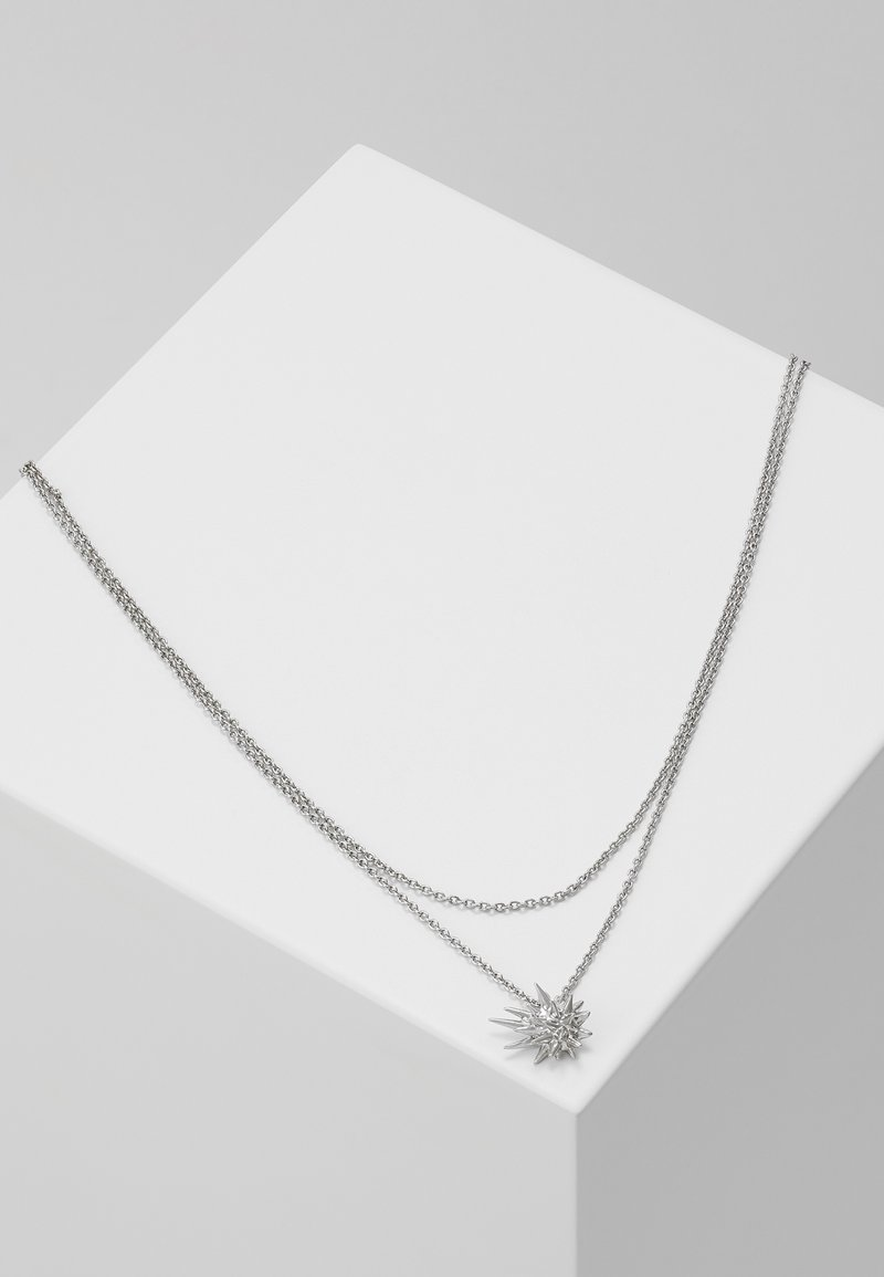 Zadig & Voltaire - COMETE NECKLACE - Necklace - silver-coloured