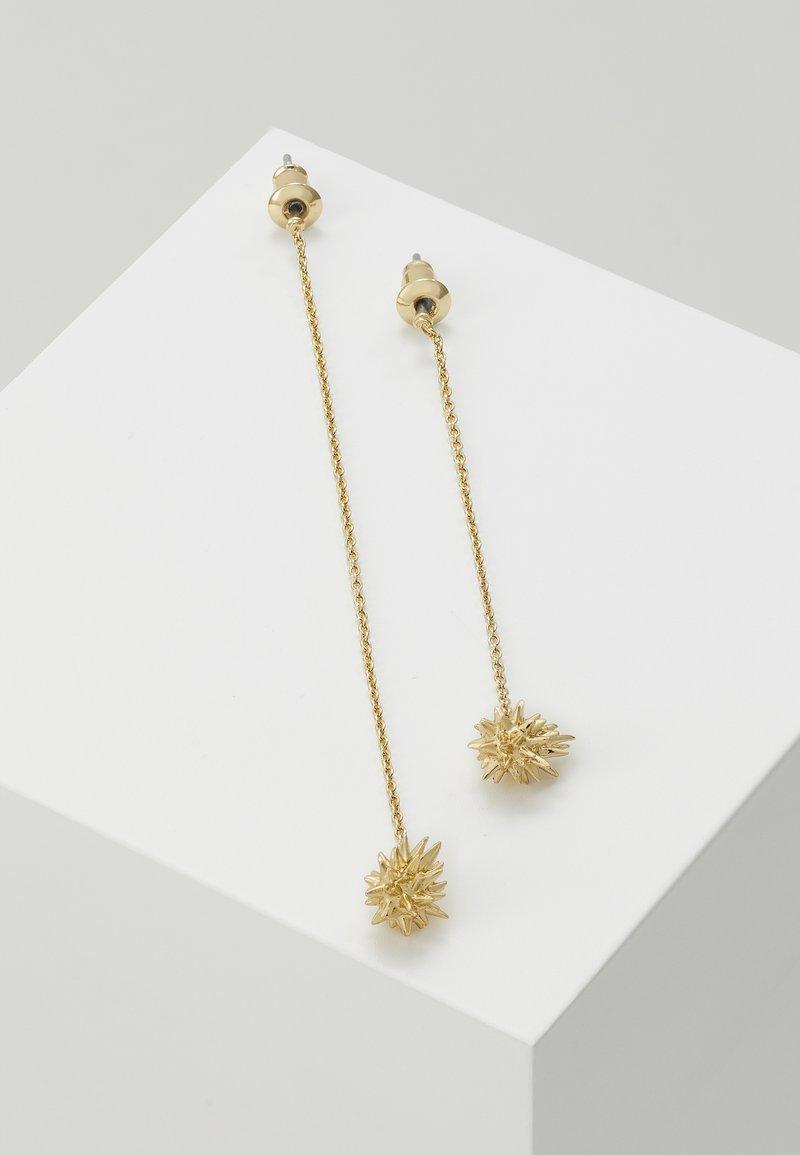 Zadig & Voltaire - COMETE CHAIN  - Earrings - jaune