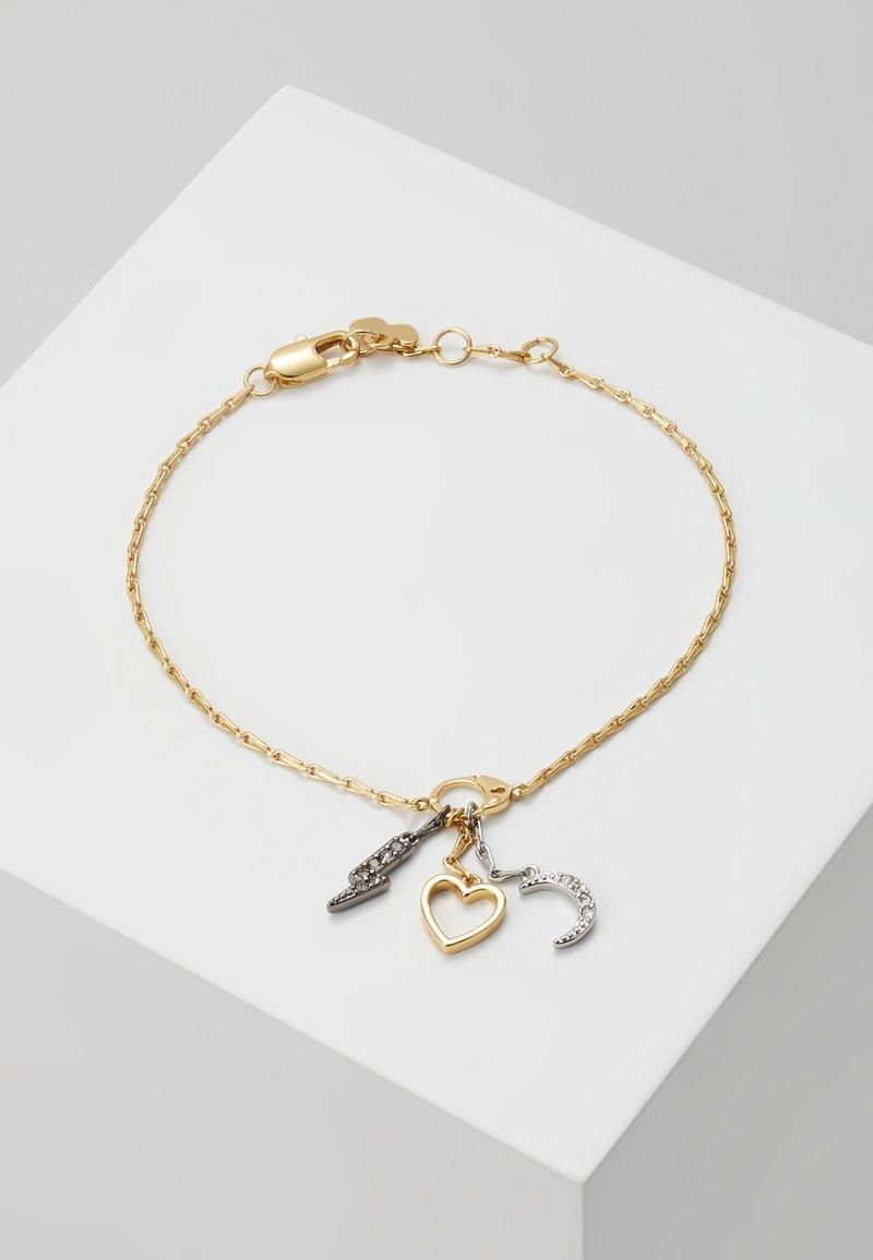 Zadig & Voltaire - MIX MATCH PEN - Necklace - gold-coloured