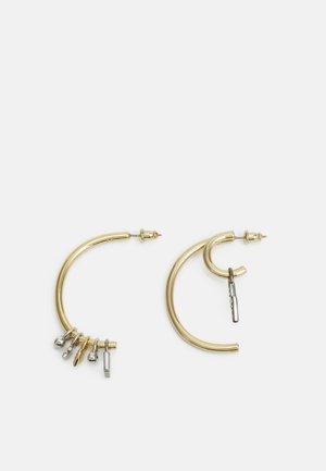 MIX N MATCH - Boucles d'oreilles - shiny gold-coloured