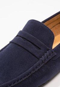 Zalando Essentials - Mokasíny - dark blue - 5