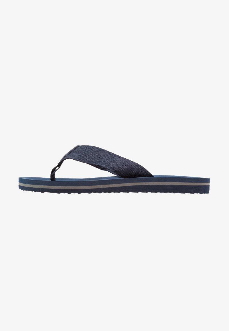 Zalando Essentials - T-bar sandals - dark blue
